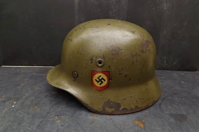 2ww German Soldiers Helmet