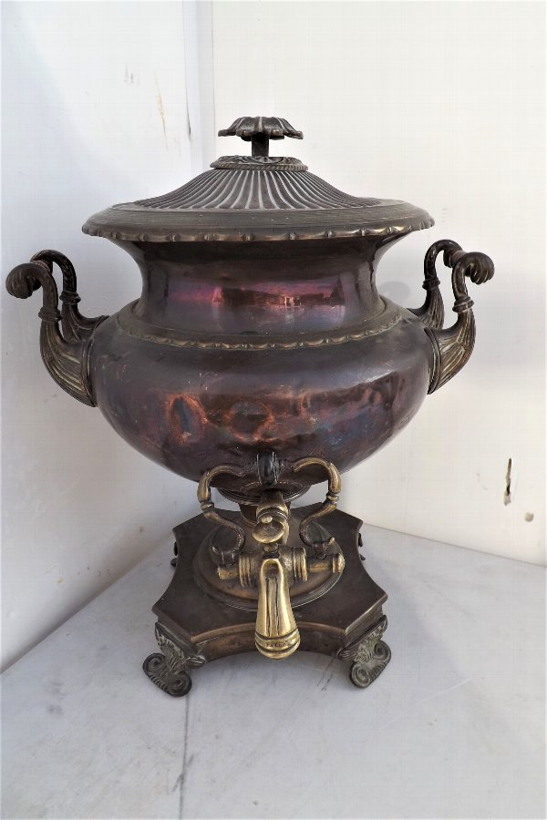 Samovar Regency quality decorative item