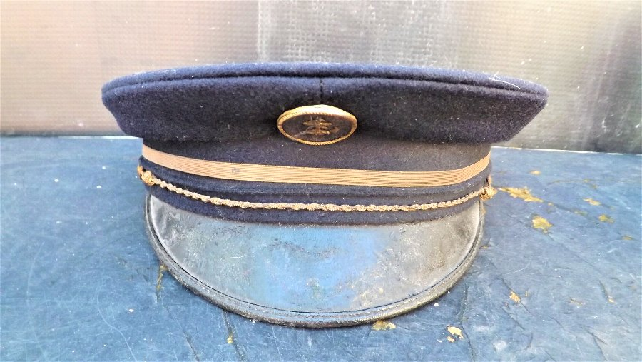 1ww French Submariner's hat