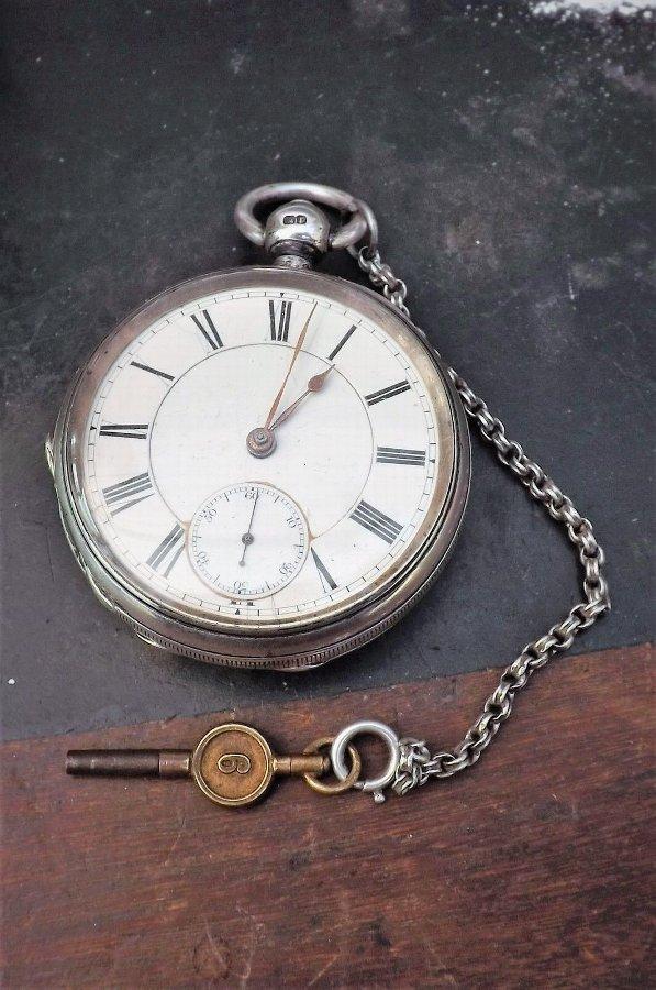 POCKET WATCHES | Antique Clocks | ANTIQUES CO UK |