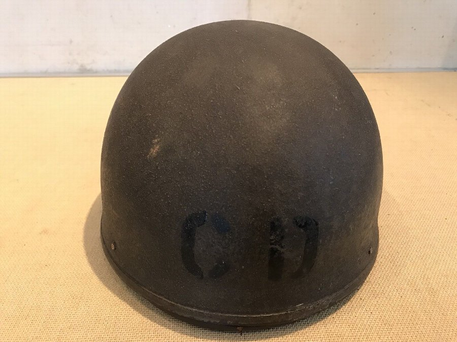 2ww Military Helmet Dated1944