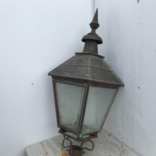 LMS RAILWAYS STATIONS LAMP
