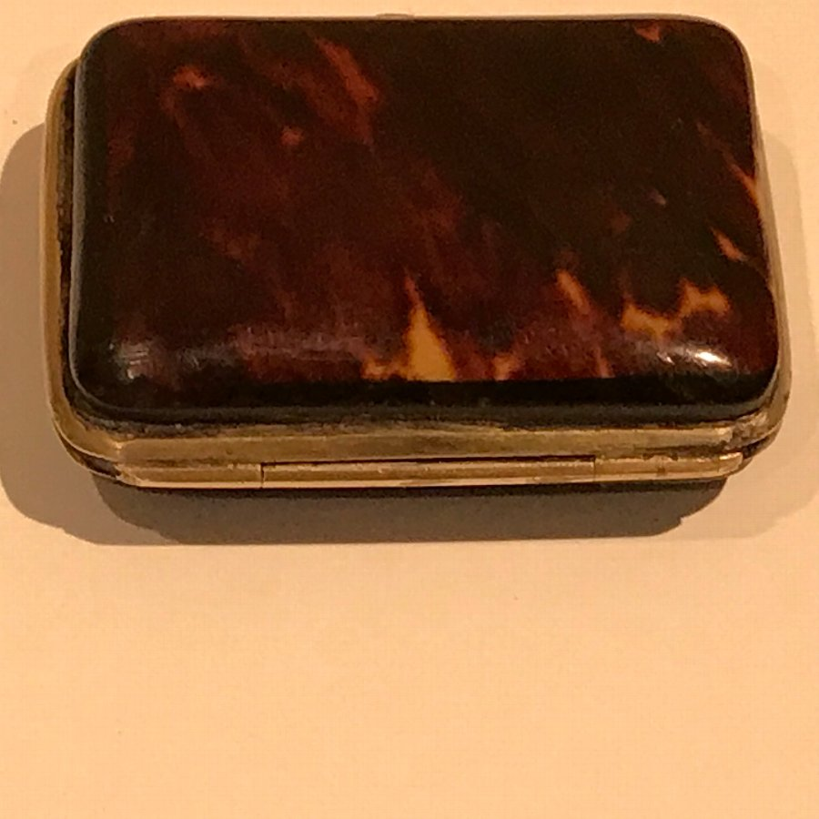 Tortoise shell lady's Victorian purse  for sale not a auction buy it now