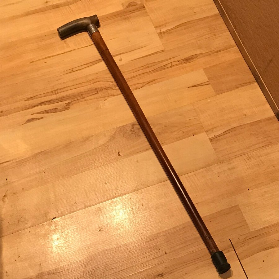 Gentleman's walking stick come sword stick