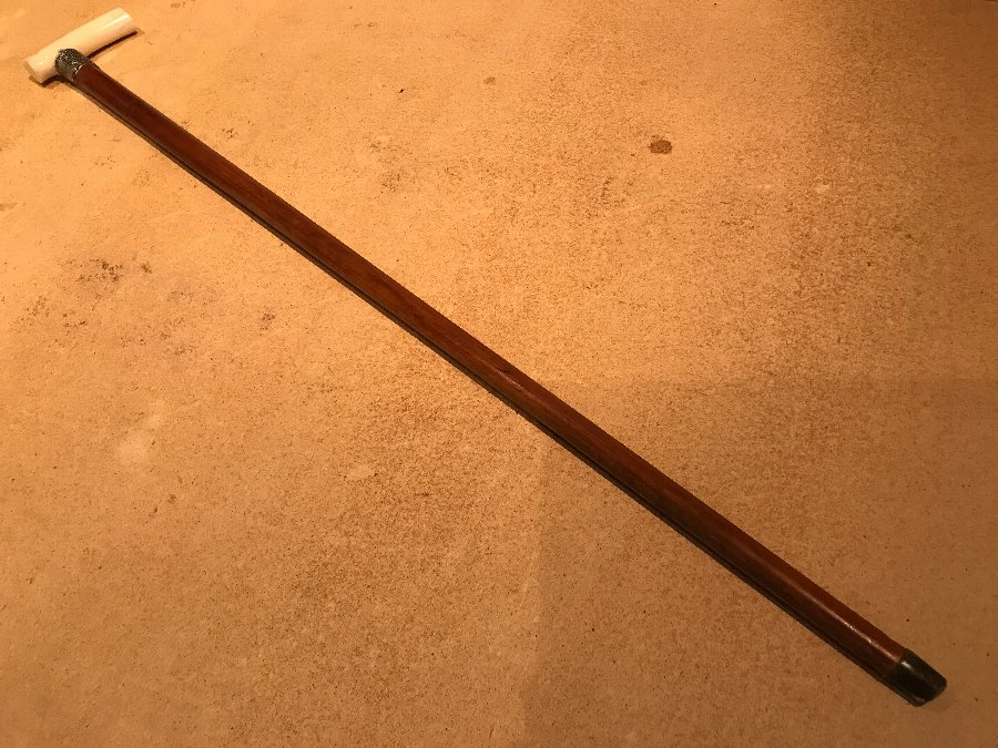 The Best Gentleman's Walking Stick Come Sword Stick