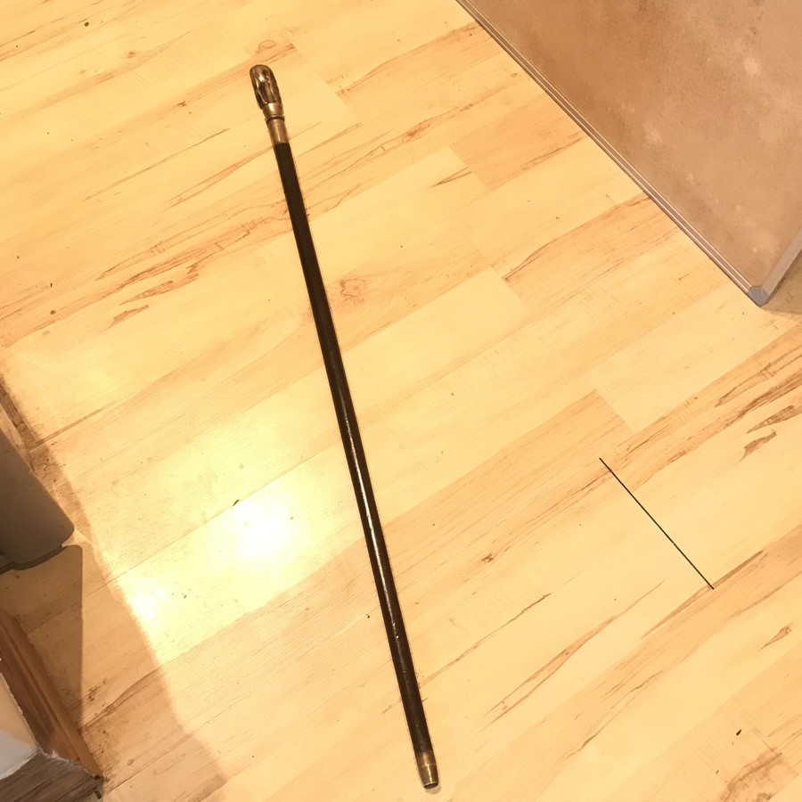 Quality Gentleman's walking stick sword stick