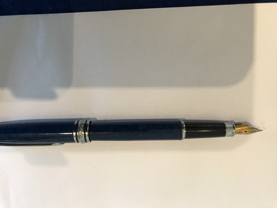 Antique Monte Blance fountain pen