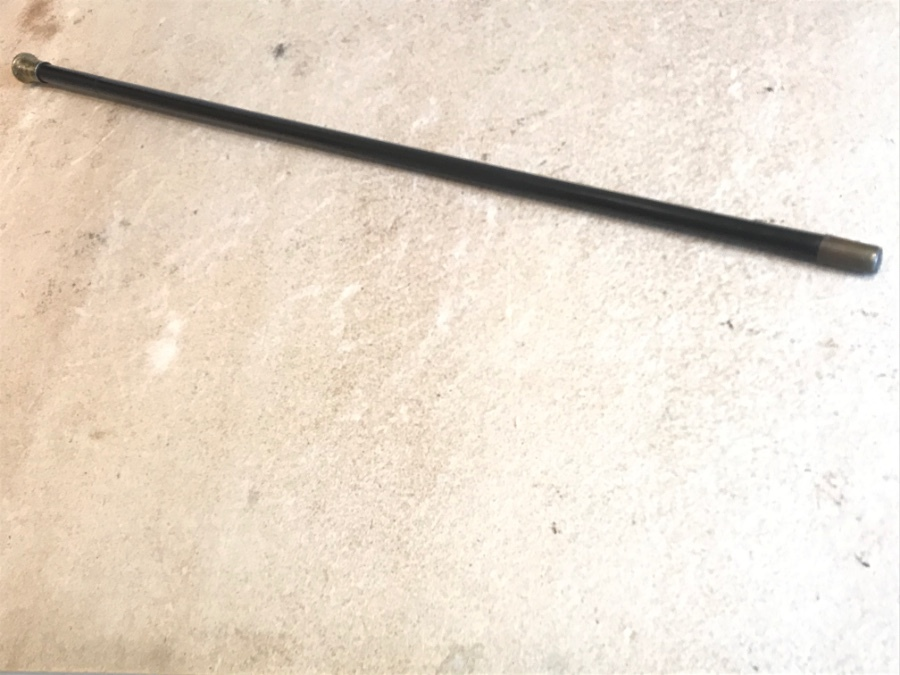Gentleman's walking stick sword stick