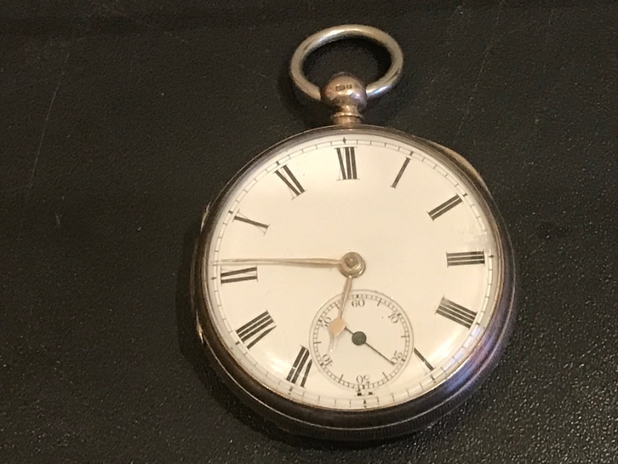Coventry pocket watch by Robert Wright