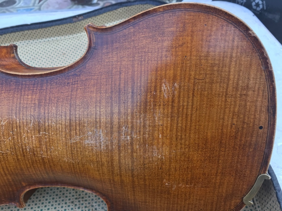 Antique Quality violin and case