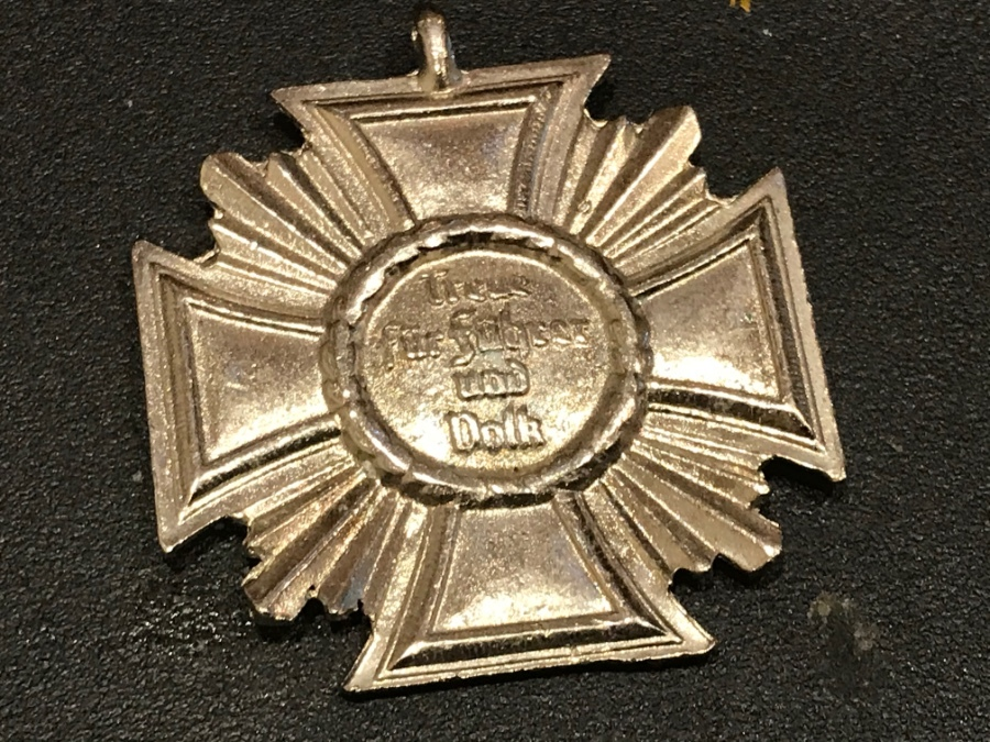 German 2ww medal
