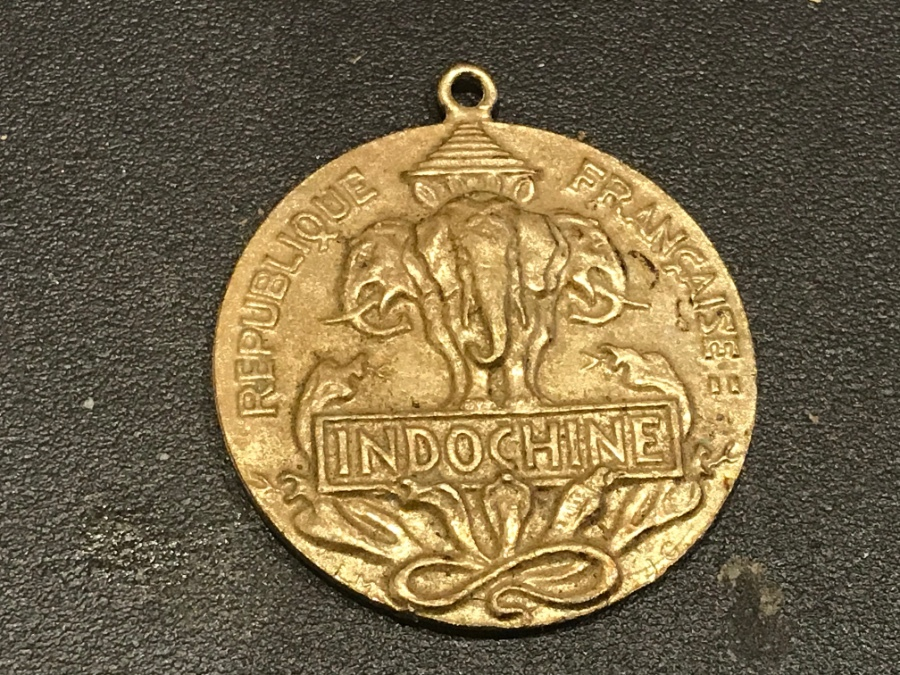 French Indo China military medal