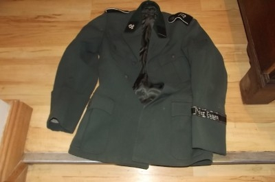 2WW SS GERMAN SOLDIERS JACKET