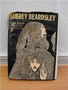 AUBREY BEARDSLEY ARTISTE  RARE BOOK BY BRIAN READE