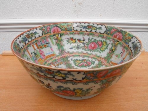 CHINESE BOWL FANTASTIC QUALITY ITEM