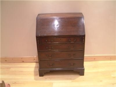 Antique BUREA MAHOGANY GEORGIAN  & SMALL