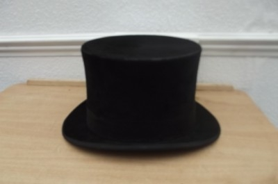 TOP HAT VINTAGE BY DUNN & CO SIZE 7