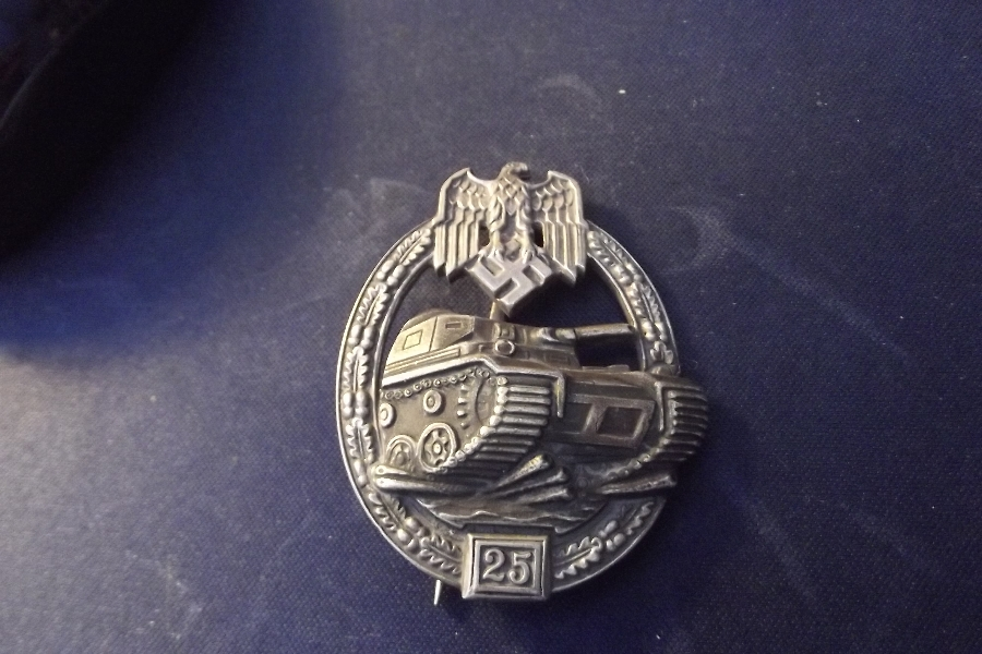 German 2ww early war rare badge. B1