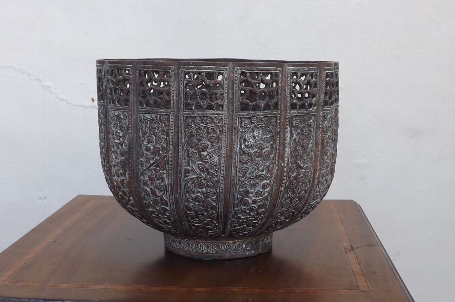 Persian Bowl antique comes with free worldwide post. SB