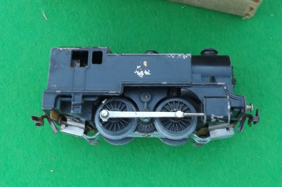 TTR Livi/515 B/R Tank Loco Goods Locomotive Electric in original box rare item. SB