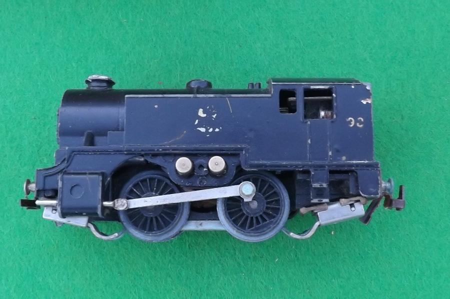 Antique TTR Livi/515 B/R Tank Loco Goods Locomotive Electric in original box rare item. SB