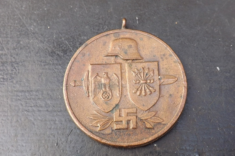 Spanish Legion Russian Front 2ww medal rare item