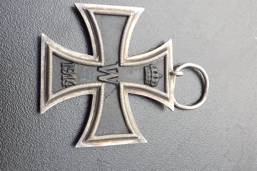 German 1ww Iron Cross. B35