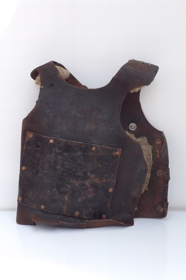 Oliver Cromwell's Ironsides troops armour.