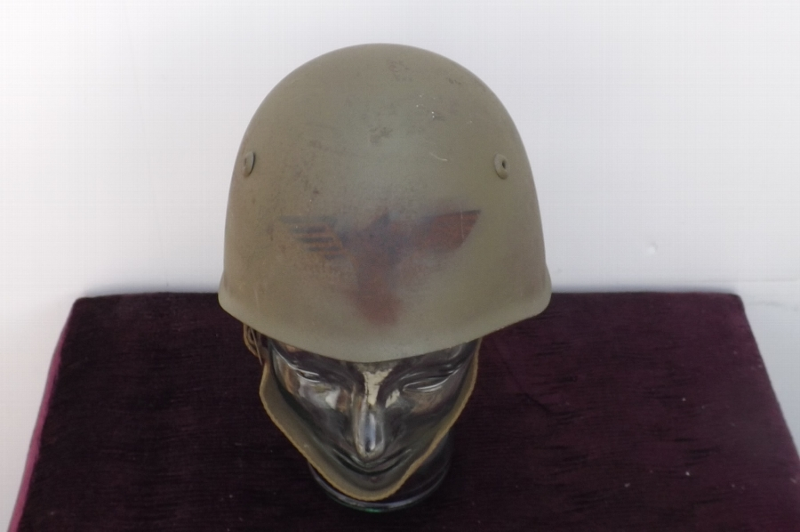 Helmet 2ww italian Soldiers genuine item.