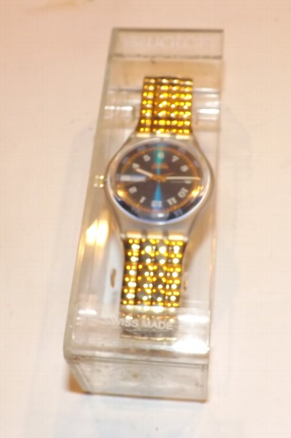 Swatch mans wristwatch, CC