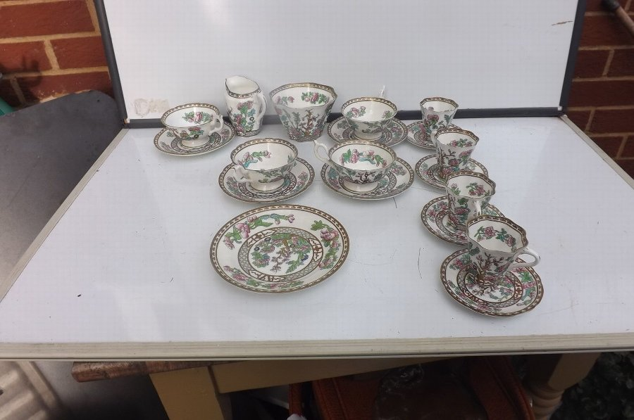 Coalport Tea & Coffee set for four