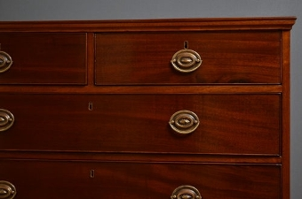 Antique Antique Georgian Chest of Drawers