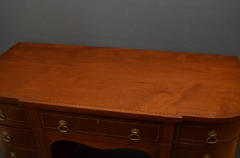 Antique antique Edwardian Dressing Table sn411