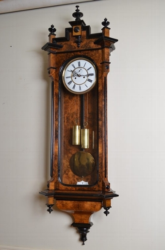 Antique antique Vienna Clock sn2393