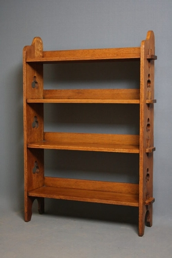 Antique Arts and Crafts Bookshelves sn2346