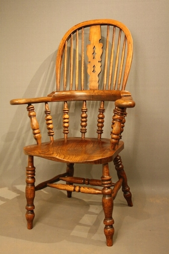 Antique Windsor Chair sn2065