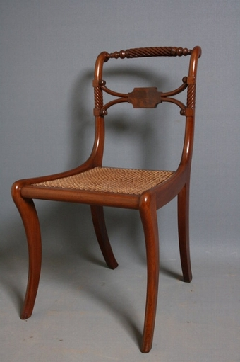 Antique Regency Chair sn2057