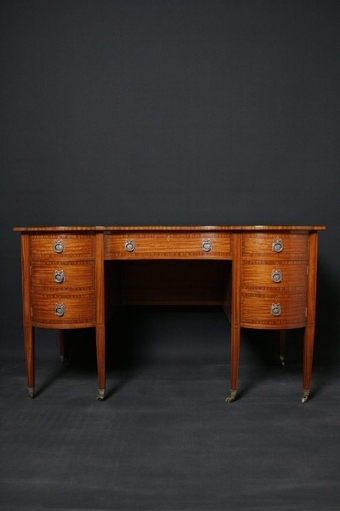 Antique Edwardian Writing Desk sn1076  Reserved