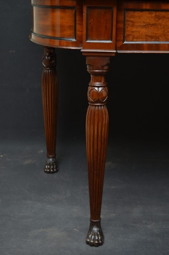 Antique Regency Serving Table sn2323