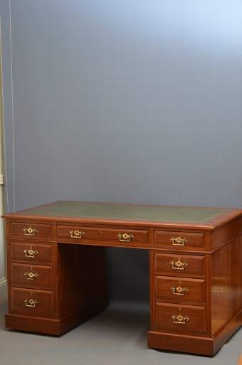 Antique Victorian Writing Desk sn2788