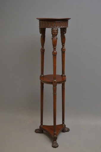 Antique Edwardian Torchere sn2846