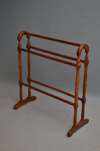 Antique Victorian Towel Rail Sn2855