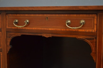 Antique Edwardian Writing Table  - desk Sn2995