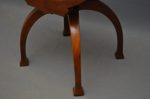 Antique Revolving Stool sn2519