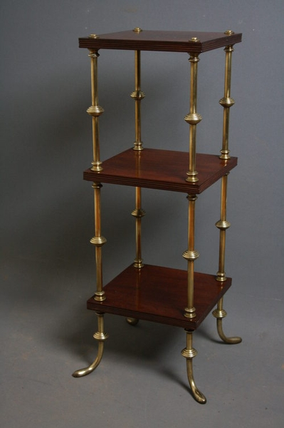 Antique Victorian Etagere sn2438