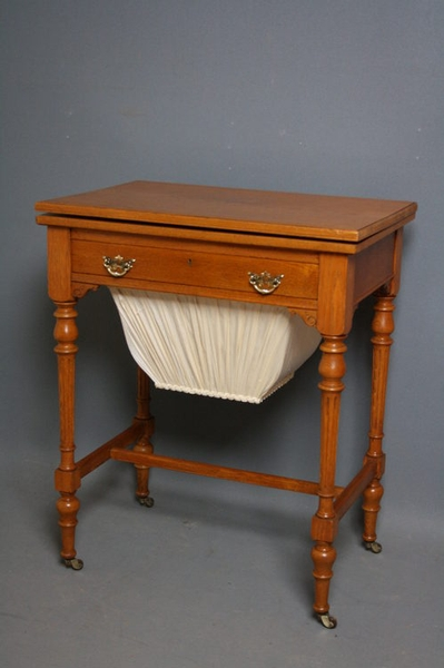 Late Victorian Work Table