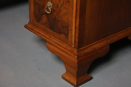 Antique Walnut Dressing Table sn2271