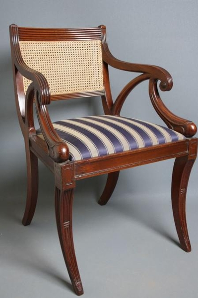 Antique Mahogany carver chair