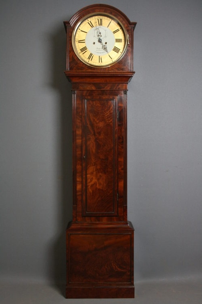 Antique Regency Longcase Clock sn2317