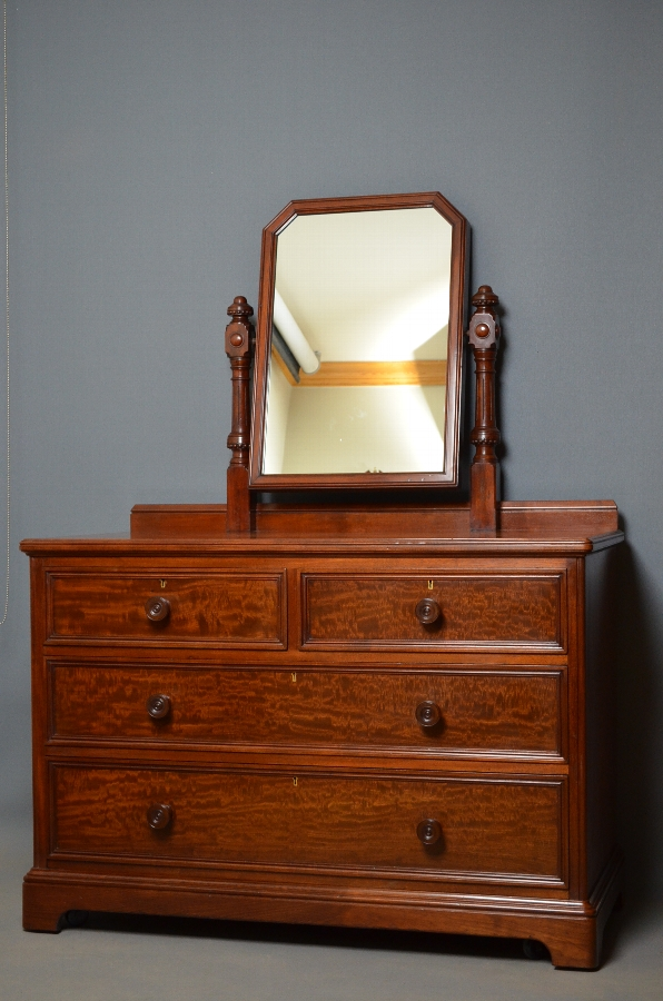 Victorian Dressing Chest sn2637